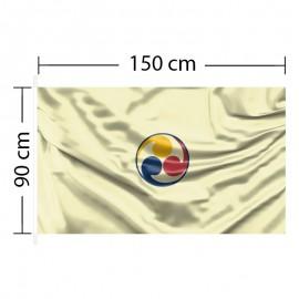 Horizontali vėliava 150x90 cm