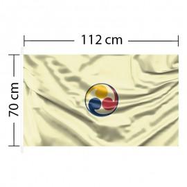 Horizontali vėliava 112x70 cm