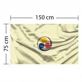 Horizontali vėliava 150x75 cm
