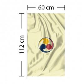 Vertikali vėliava 70x112 cm