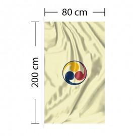 Vertikali vėliava 80x200 cm