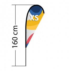 Reklaminė vėliava Drop XS