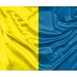 """Signalinė jūrinė vėliava Kilo """"K"""""""