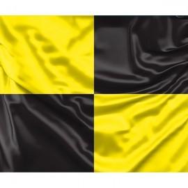 """Signalinė jūrinė vėliava Lima """"L"""""""