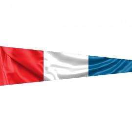 """Signalinė jūrinė vėliava Terrathree """"3"""""""