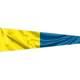 """Signalinė jūrinė vėliava Pantafive """"5"""""""