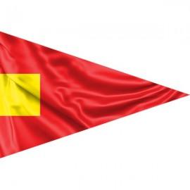 Ketvirta pakeičianti signalinė jūrinė vėliava