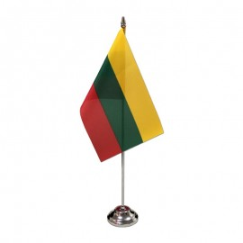 Lietuvos stalinė vėliavėlė, 12 x 20 cm