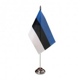 Estijos stalinė vėliavėlė, 12 x 20 cm