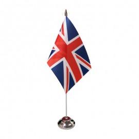 Jungtinės Karalystės stalinė vėliavėlė, 12 x 20 cm