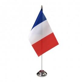 Prancūzijos stalinė vėliavėlė, 12 x 20 cm