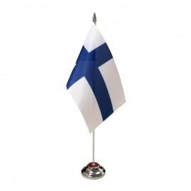Suomijos stalinė vėliavėlė, 12 x 20 cm