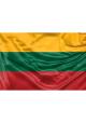 10 vnt. Lietuvos vėliavų komplektas