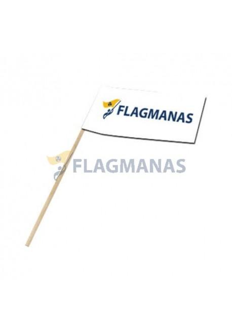 Popierinė vėliavėlė pagal užsakymą