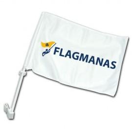 Automobilinės vėliavėlės pagal užsakymą