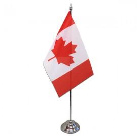 Kanados stalinė vėliavėlė, 12 x 20 cm