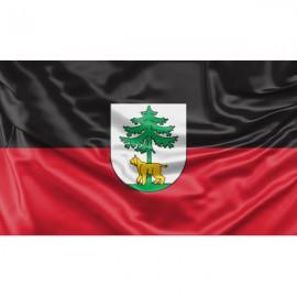 Jekabpilio vėliava