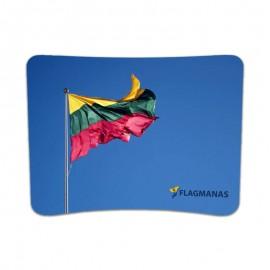 Tekstilinė sienelė Flagman C30