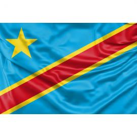 Kongo Demokratinės Respublikos vėliava