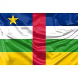 Centrinės Afrikos Respublikos vėliava
