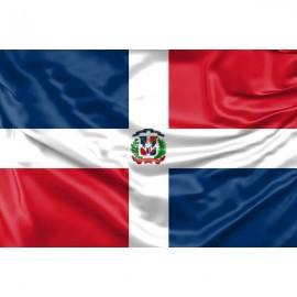 Dominikos Respublikos vėliava