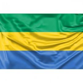 Gabono vėliava