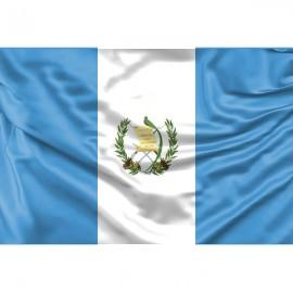 Gvatemalos vėliava