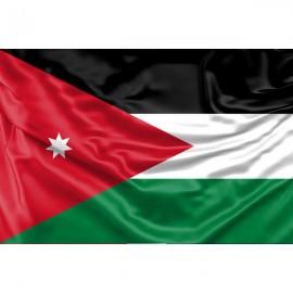 Jordanijos vėliava