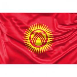 Kirgizijos vėliava