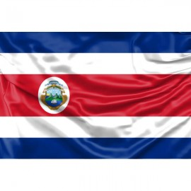 Kosta Rikos vėliava