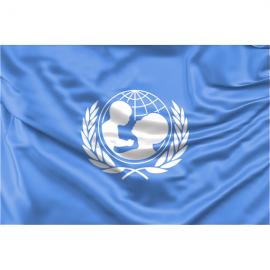 UNICEF vėliava