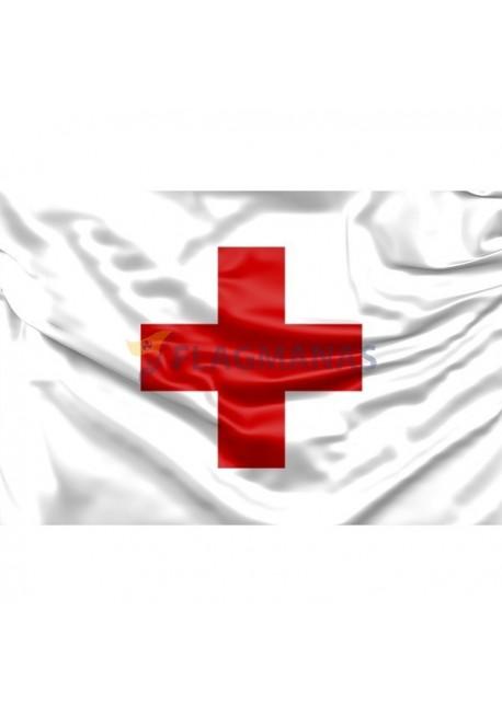 Raudonojo Kryžiaus vėliava