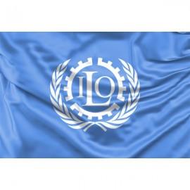 ILO (Tarptautinės darbo organizacijos) vėliava
