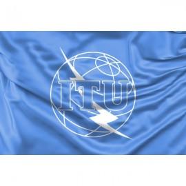 ITU (Tarptautinės telekomunikacijų sąjungos) vėliava