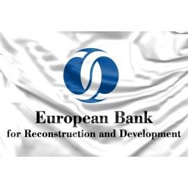 EBRD (Europos rekonstrukcijos ir plėtros banko) vėliava