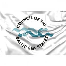 Baltijos Jūros Valstybių Tarybos vėliava