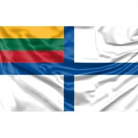 Lietuvos karinių jūrų pajėgų vėliava