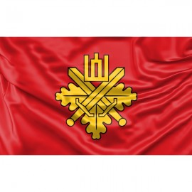 Krašto apsaugos savanorių pajėgų vėliava