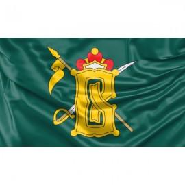 DK Birutės ulonų bataliono vėliava