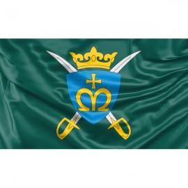 Karaliaus Mindaugo husarų bataliono vėliava