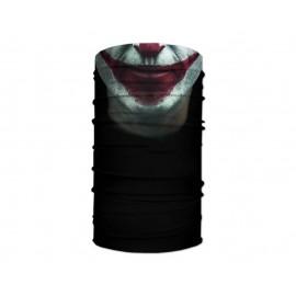 "Veido apdangalas su spauda ""Joker Smile"""