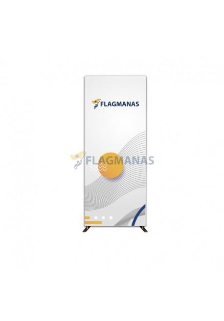 Tekstilinė sienelė Flagman Popular85