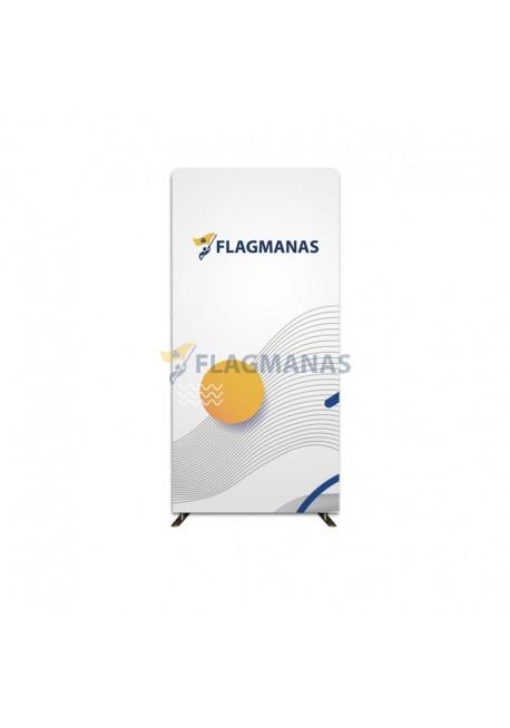 Tekstilinė sienelė Flagman Popular100