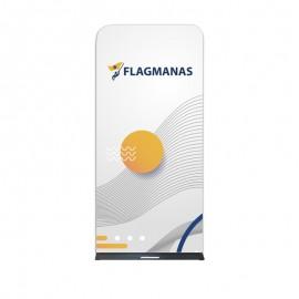 Tekstilinė sienelė Flagman Tube120