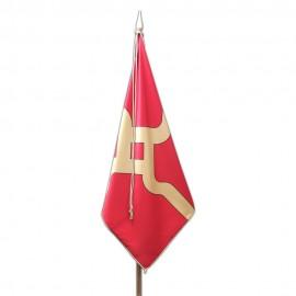 Prabangių vėliavų gamyba