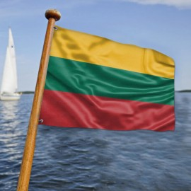 Lietuvos laivo vėliava