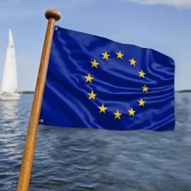 Europos Sąjungos laivo vėliava
