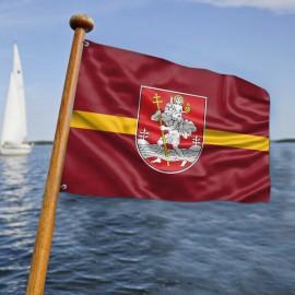 Vilniaus miesto laivo vėliava