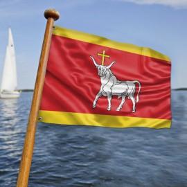 Kauno miesto laivo vėliava
