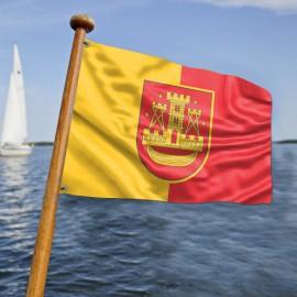 Klaipėdos miesto laivo vėliava